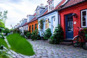 Street in Aarhus